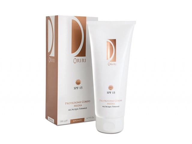 Body Medium Protection SPF 15